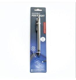 Kikkerland Designs Invisible Pen & Light