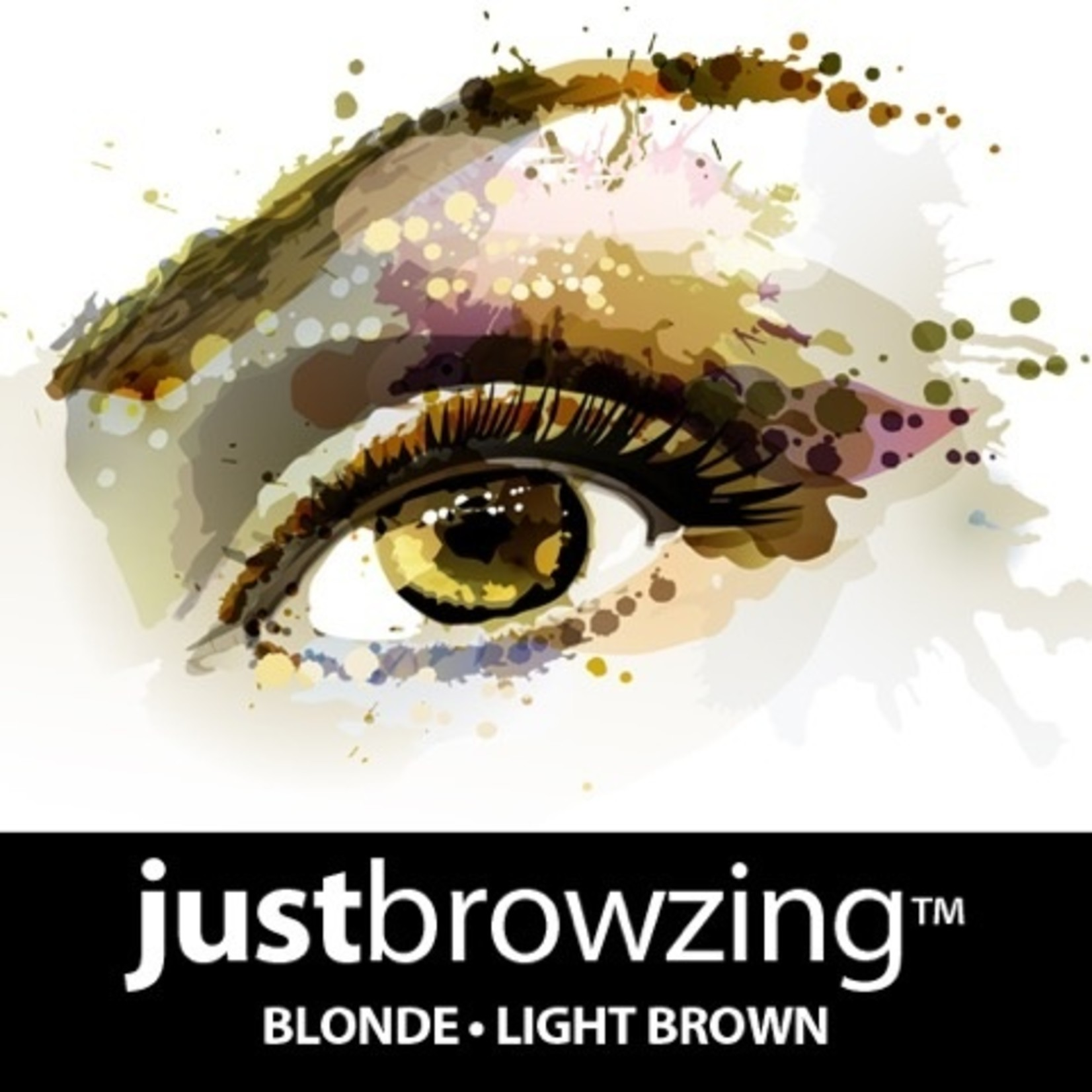 Just Browzing Blonde - Light Brown Packet