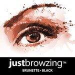 Just Browzing Brunette - Black Packet