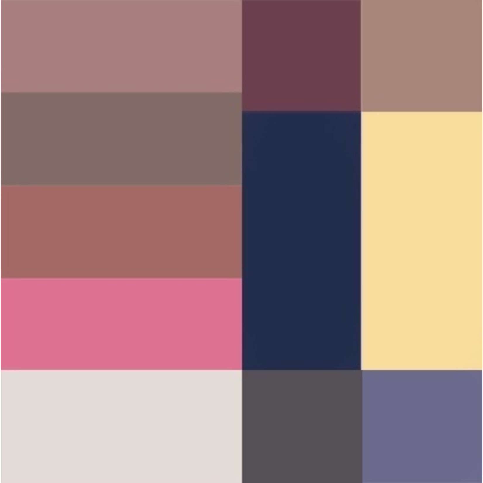 Summer Cool/Neutral Soft Color Collection