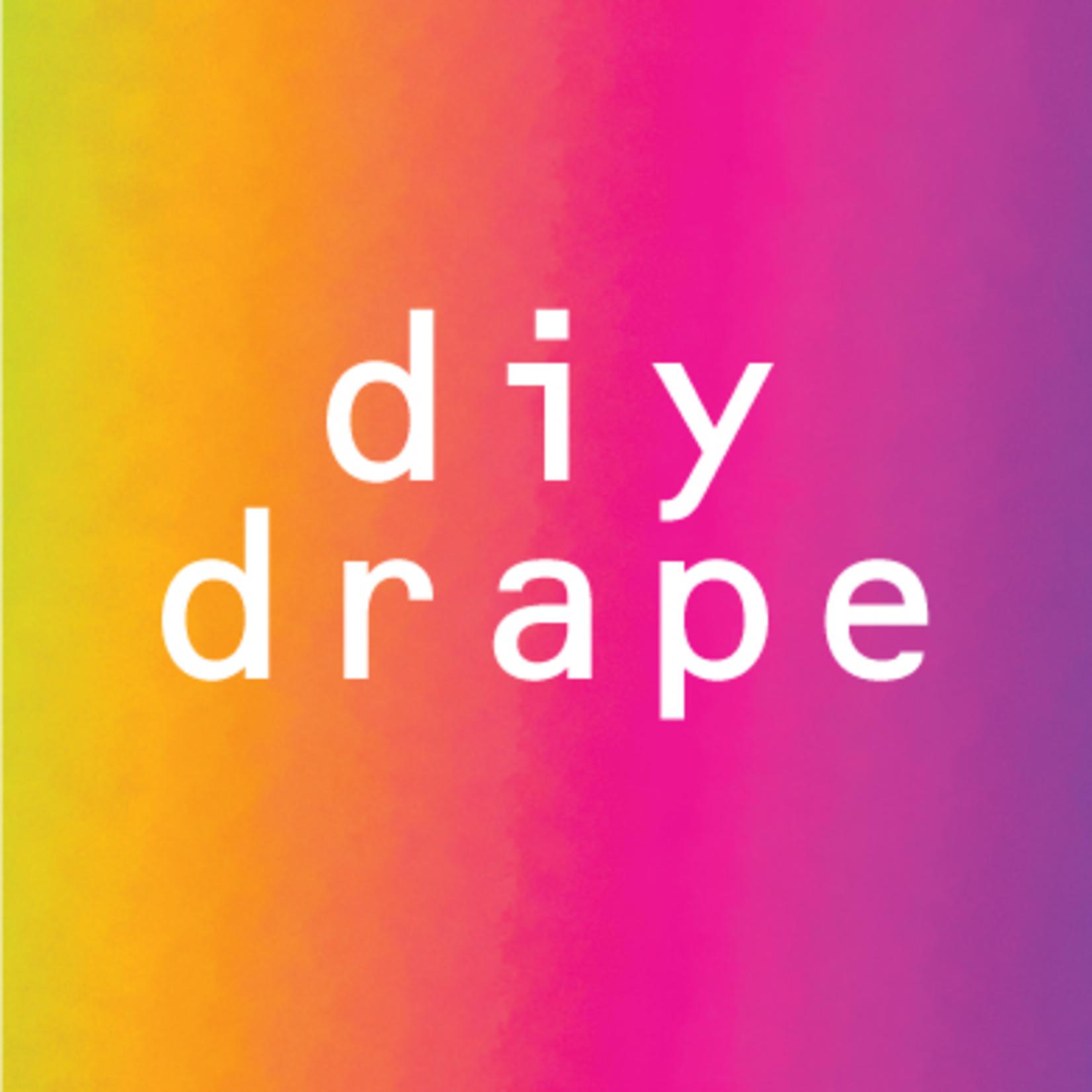 DIY Fashion Focused Drape