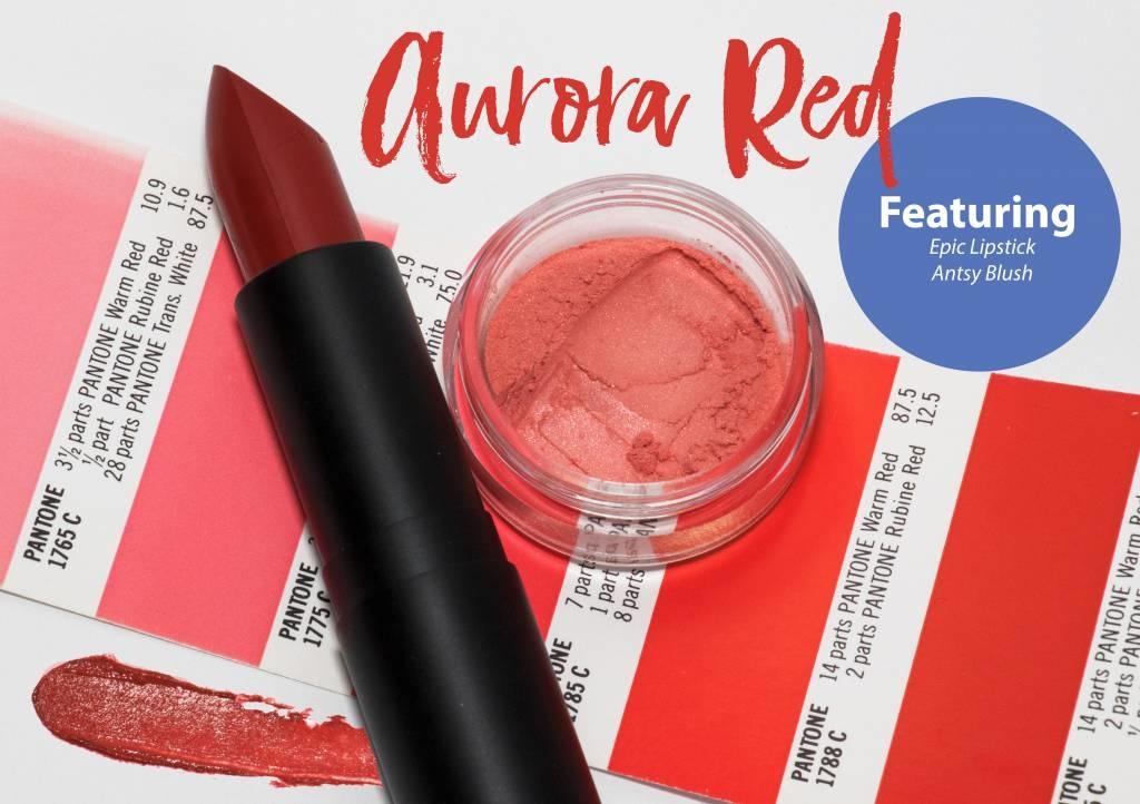 Pantone Fall 2016: Aurora Red