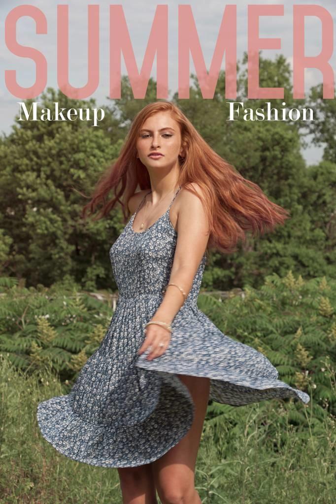 Summer Makeup & Fashion 2017