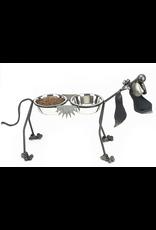 "Yardbird Pet Feeders Hound Dog (Double 8"" Bowls)"