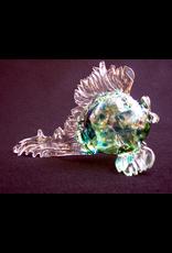 Richard Fizer Fish (Hand Blown Glass, RICF)