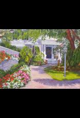 Ruthann Hewson Elegant Entrance (Print, Matted, 11x14, RUTH)