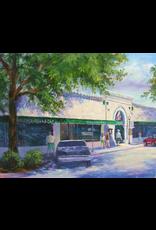 Ruthann Hewson Osceola St. (Nature's Way Cafe, Print, Matted, 11x14, RUTH)