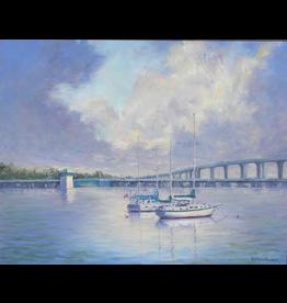 Ruthann Hewson Roosevelt Bridges (Print, Matted, 11x14, RUTH)