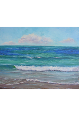 Ruthann Hewson Stuart Beach, (Print, Matted, 11x14, RUTH)