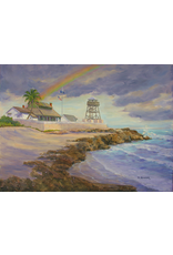 Ruthann Hewson Refuge From The Storm III (Giclee, Framed, 18x24, RUTH)