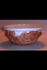 Charlestowne Porcelaine BOWL (2 Qt., Salad, RND, #31)