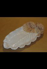 Charlestowne Porcelaine PLATTER (Palm Leaf, Sm, #85, CHAP)