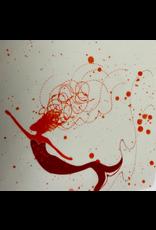 Sara Hunter Plate (BeBe Mermaid, Asst. Colors, 8.5SQ, SARH)