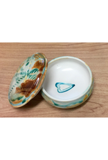 Gail Snively COVERED DISH, round, GAIS)