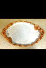Charlestowne Porcelaine PLATTER (Fish, XL, #222, CHAP)