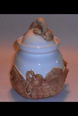 Charlestowne Porcelaine CANISTER (Sm, #44)