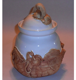 Charlestowne Porcelaine CANISTER (Sm, #44, CHAP)