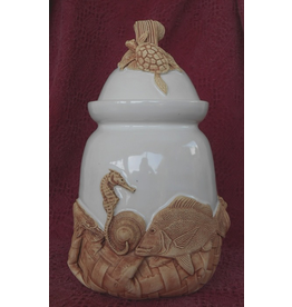 Charlestowne Porcelaine CANISTER (Lg, #46)