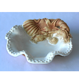 Charlestowne Porcelaine DISH (Beaded, Candy, #102, CHAP)