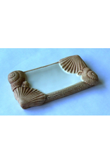 Charlestowne Porcelaine DISH (Shell, Soap, #104A)