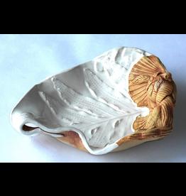 Charlestowne Porcelaine BOWL (Fern Leaf, #120)