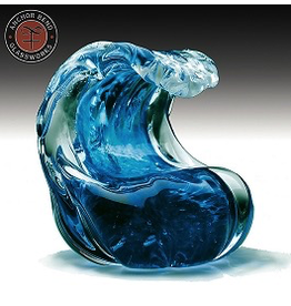 Anchor Bend Wave (Paperweight, Sm)