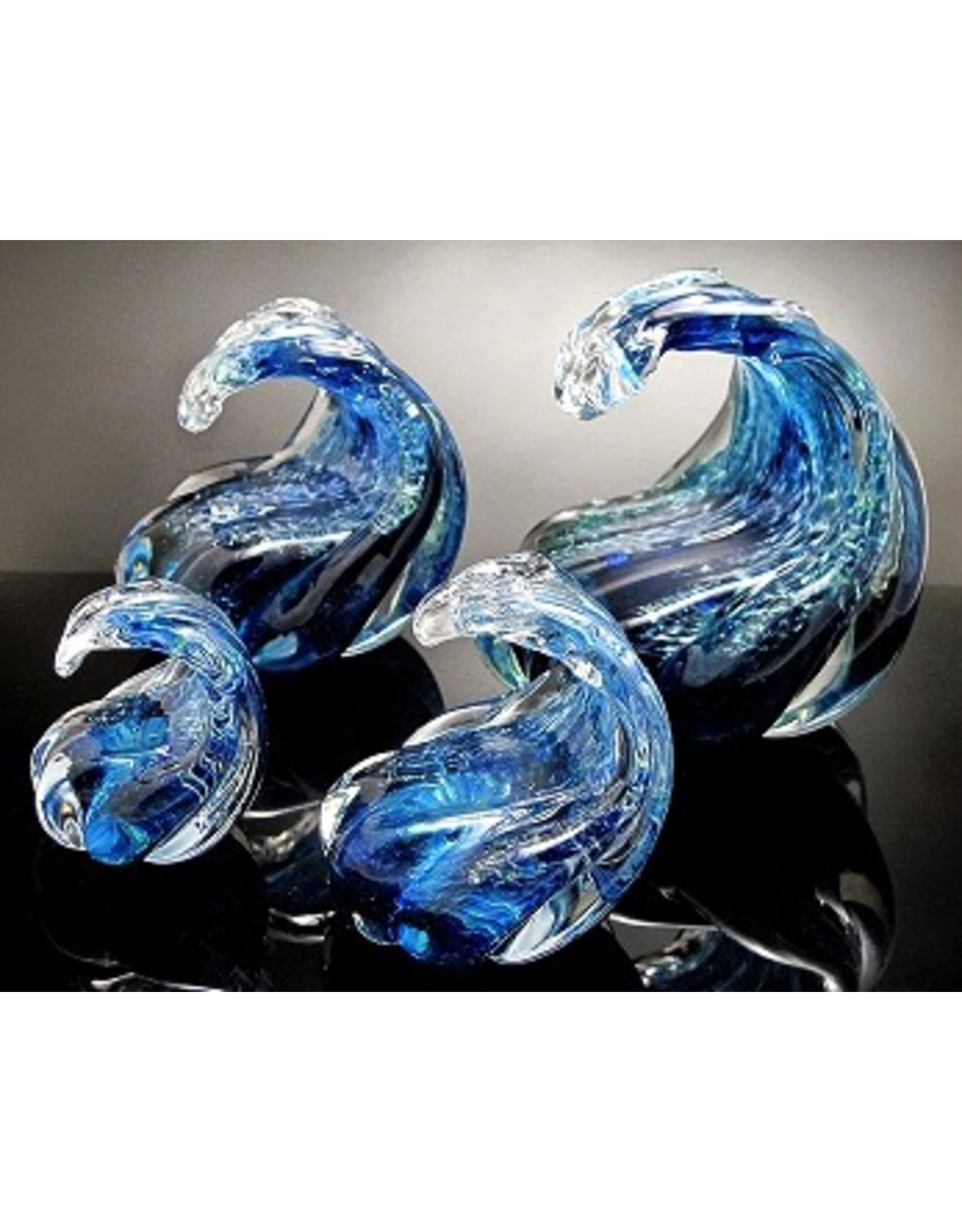 Anchor Bend WAVE (LG, PAPERWEIGHT, ANCB)