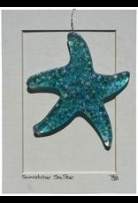 "Woven Time SEA STAR (4""D. Suncatcher)"