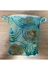 Gail Snively VASE (w/Arms, Lg, #369)