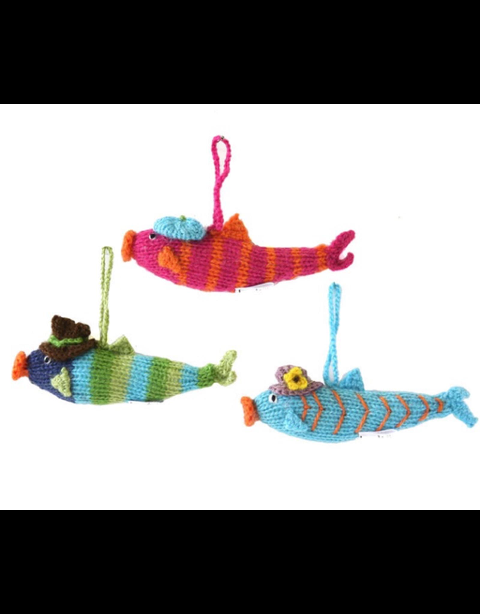 Melange Collection FISH ORNAMENT