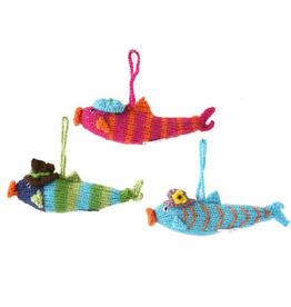 Melange Collection FISH ORNAMENT