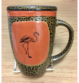 Always Azul FLAMINGO (Mug w/Lid)