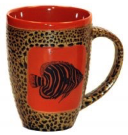 Always Azul REEF FISH (Mug w/Lid)