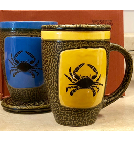 Always Azul CRAB (Mug w/Lid)
