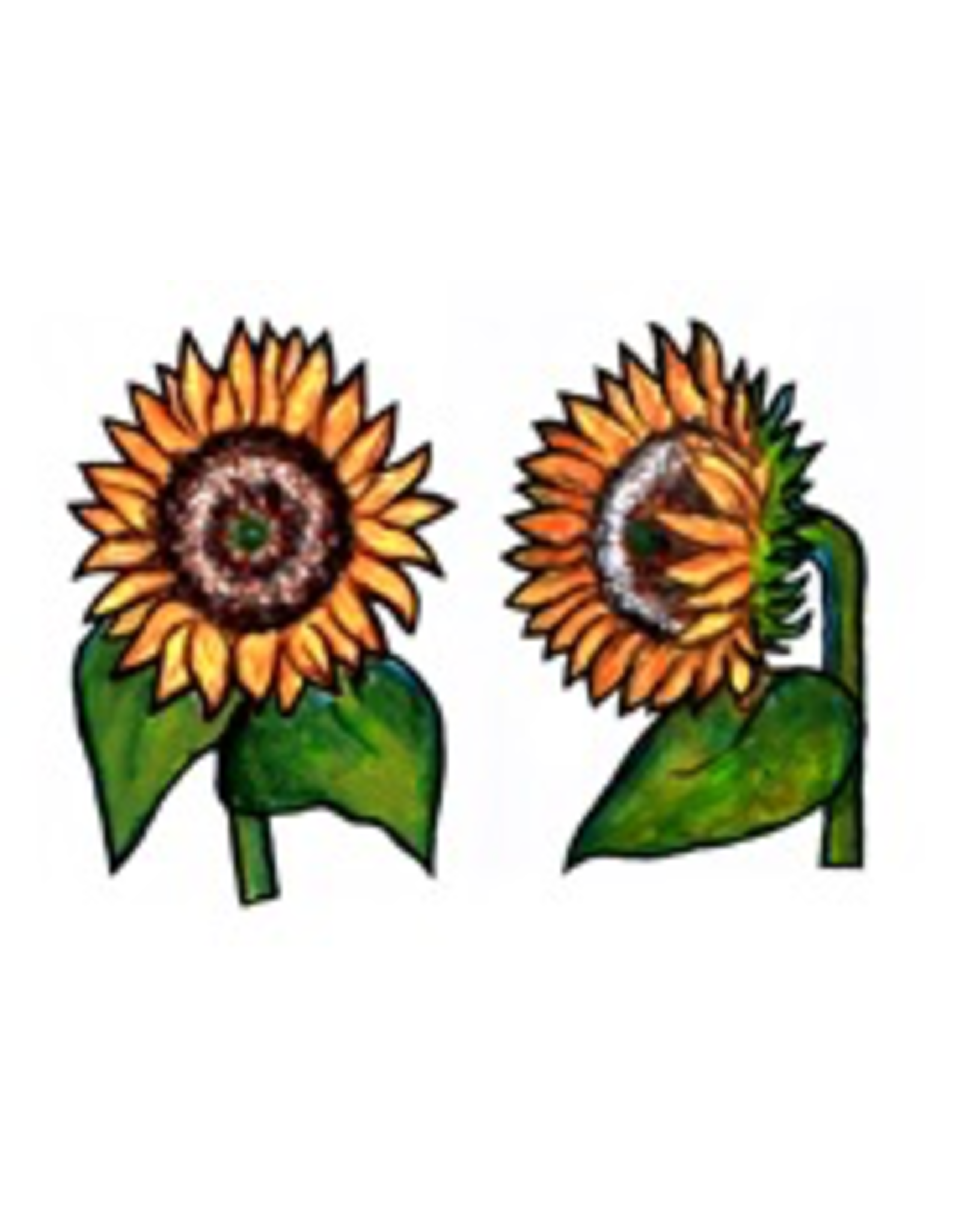 Jabebo Earrings SUNFLOWER (JABEBO)