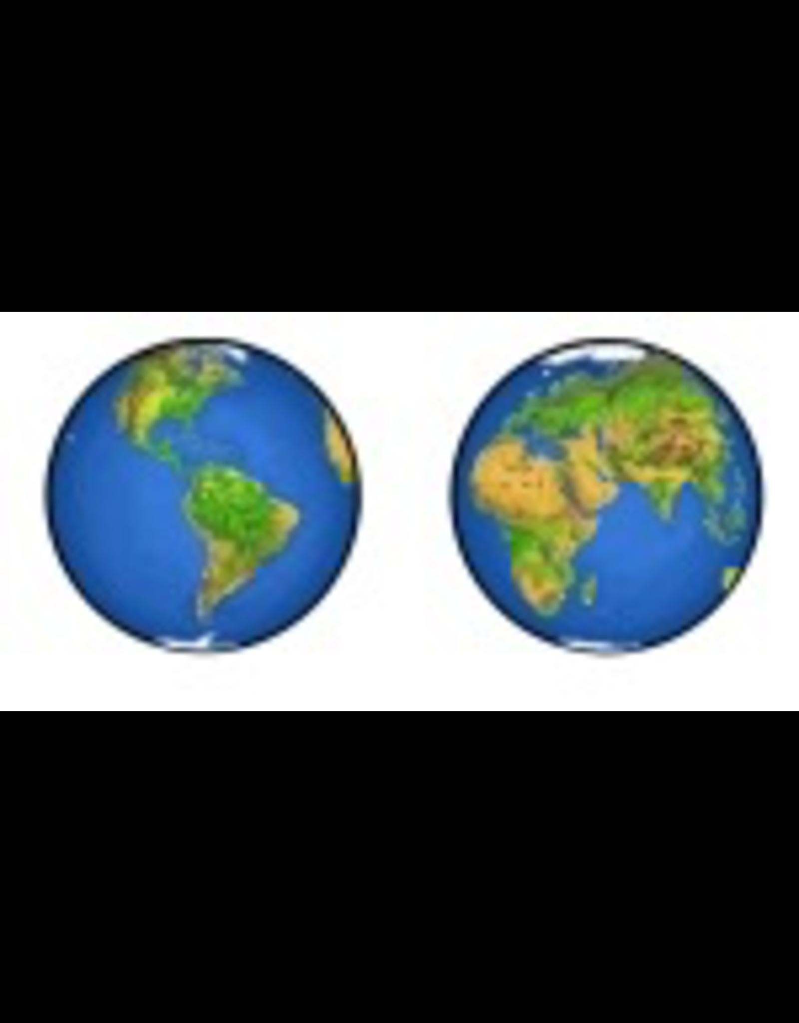 Jabebo Earrings PLANET EARTH (JABEBO)