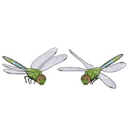 Jabebo Earrings DRAGONFLY