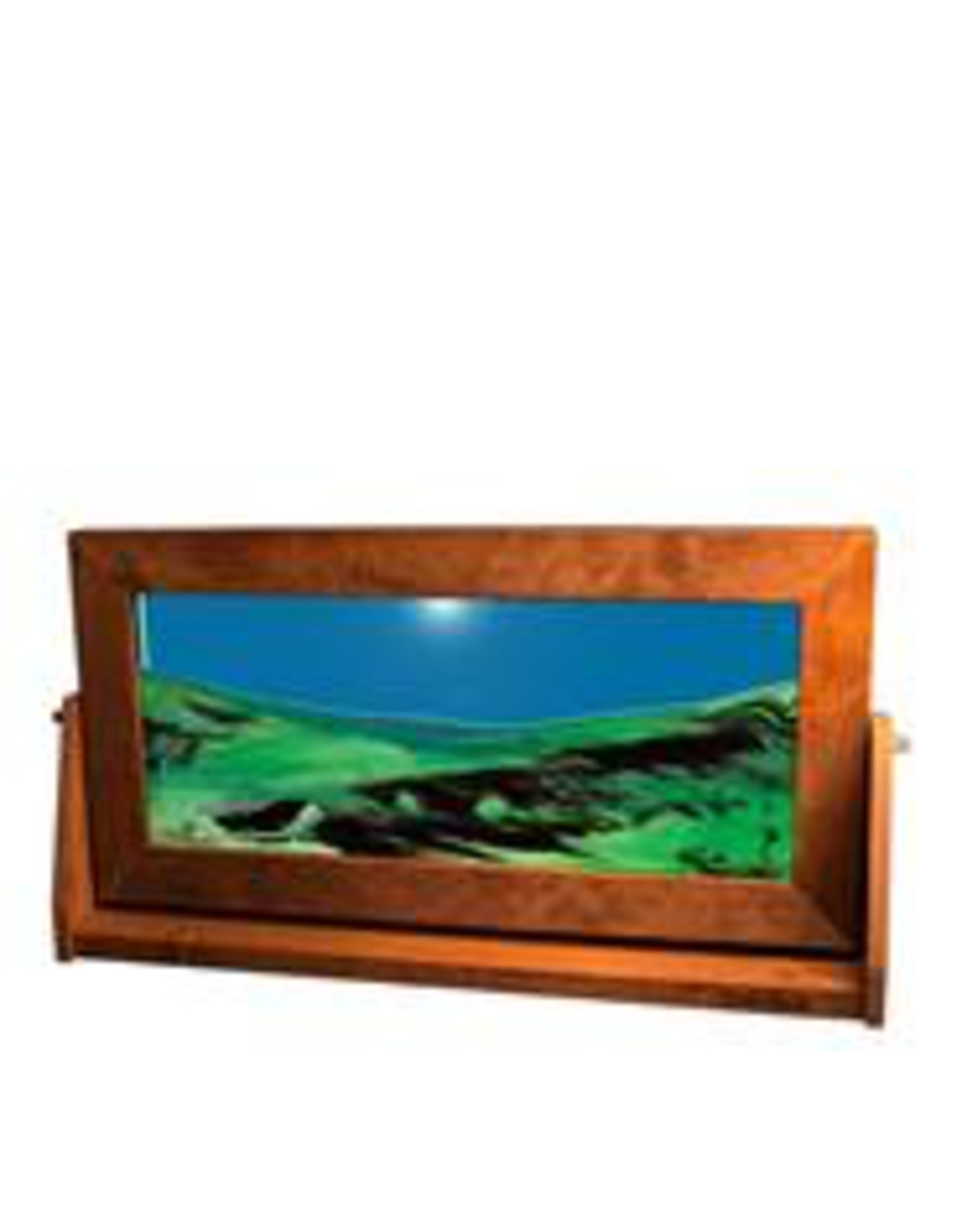"Exotic Sands WOOD (EXOTIC, XL, 9""x16"")"