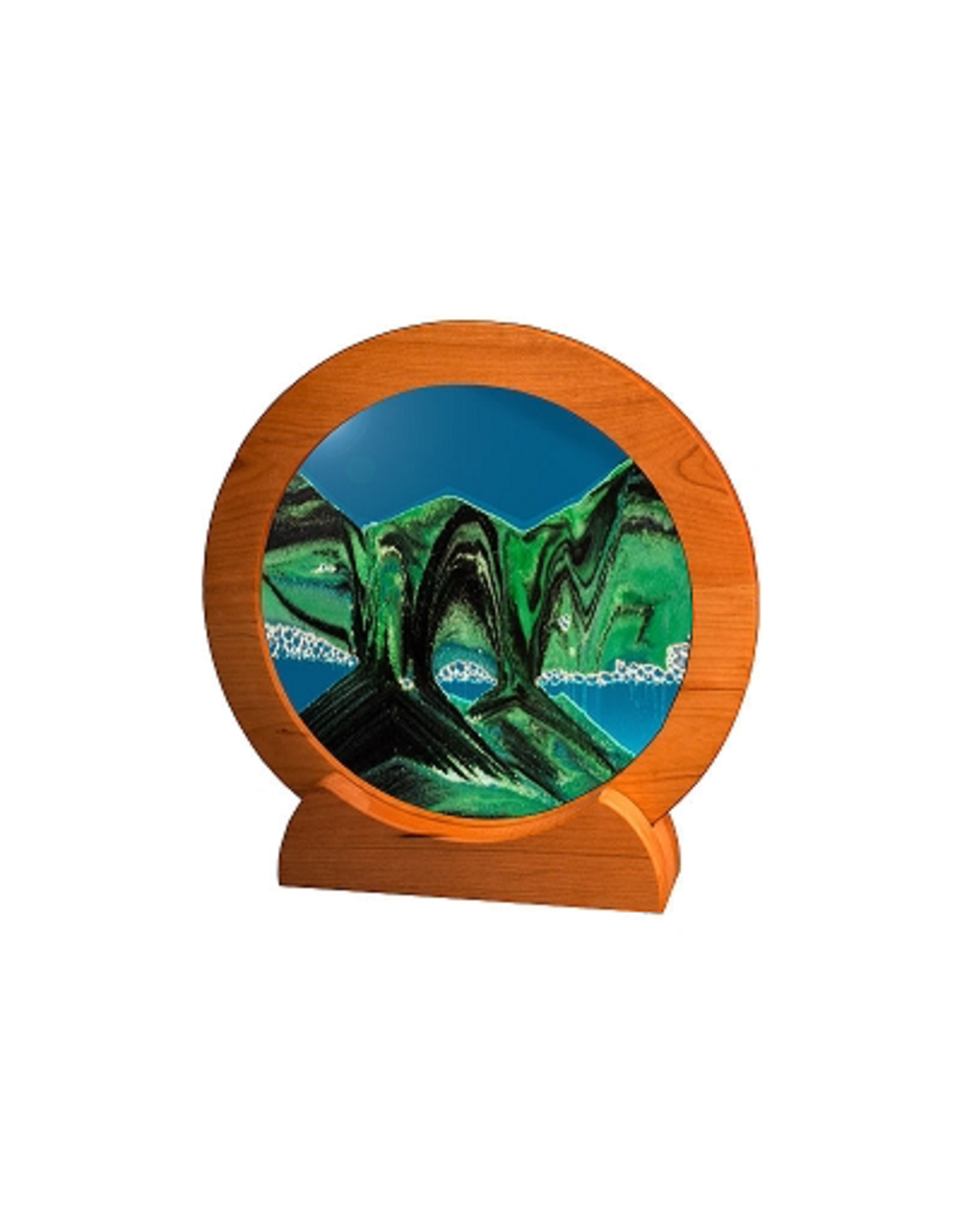 """Exotic Sands CIRCLE (EXOTIC, 11"""" D.)"""