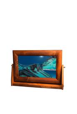 """Exotic Sands WOOD (LG, 9""""x12"""")"""
