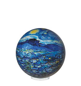 "Mova Globes STARRY NIGHT by VAN GOGH (4""D.)"