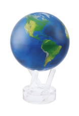 "Mova Globes EARTH (MOVA Globe 4.5"" w/Acrylic Base)"