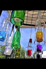 Spirit Glassworks EARRINGS (Recycled Glass Bottles)