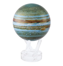 "Mova Globes JUPITER (MOVA Globe 4.5"" w/Acrylic Base)"