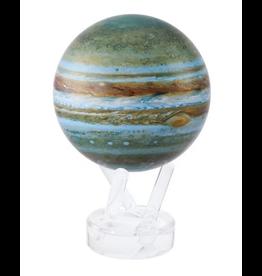 "Mova Globes JUPITER (w/Acrylic Base, 4.5""D.)"