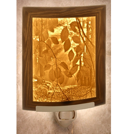 Porcelain Garden SECRET PATH (Lithophane Nightlight)