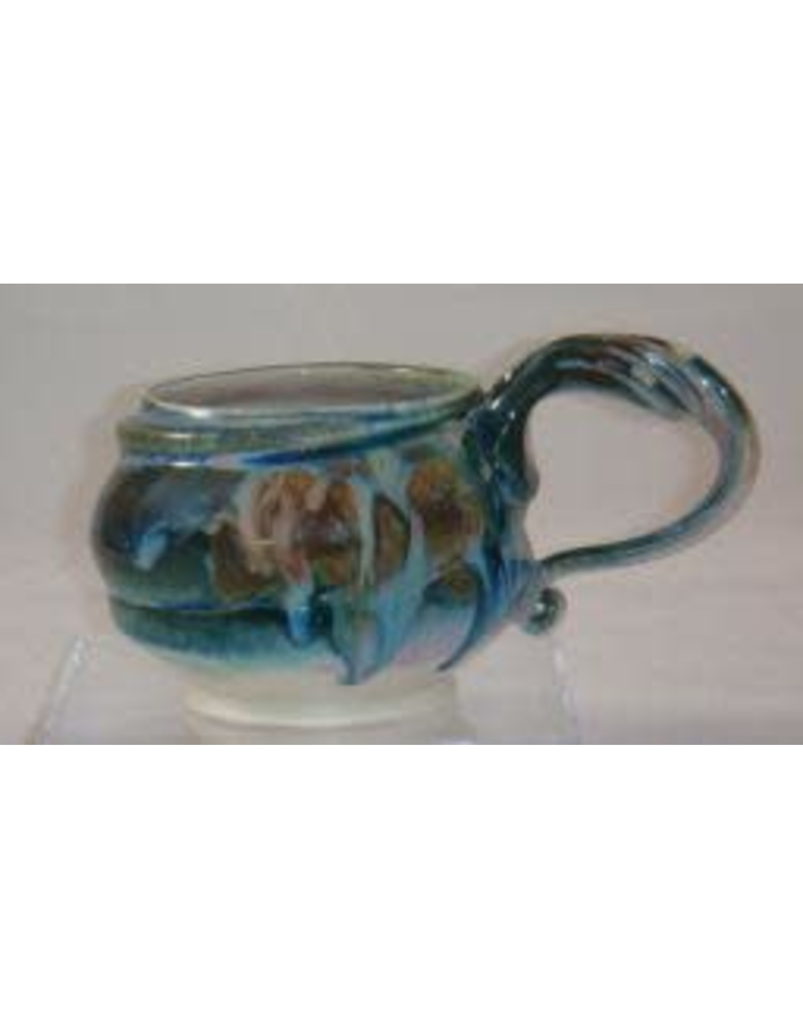 Gail Snively CUP with handle, GAIS