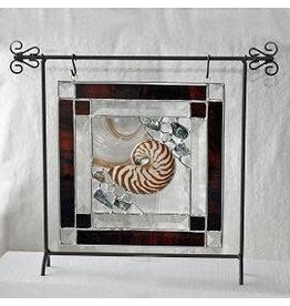 "My Wildest Dreams Studio Nature's Glory Panel (Brown w/Stand, 10"")"