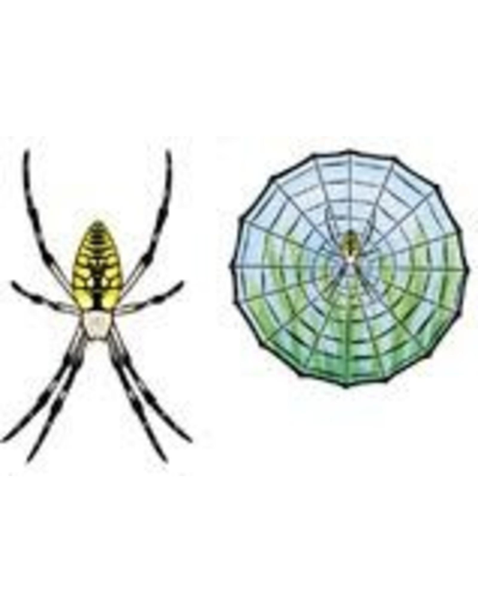 Jabebo Earrings SPIDER (GARDEN)