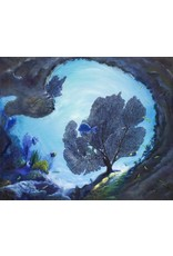 Susan Roberts Tunnel Vision (Giclee, Ltd. Ed, Gallery Wrap, 8x10)